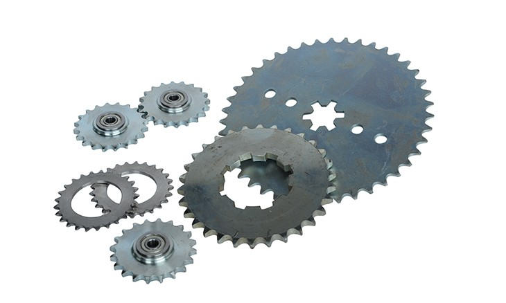 Gears Machining Parts