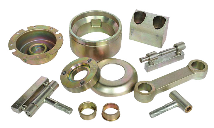 Surface Coating Machining Parts