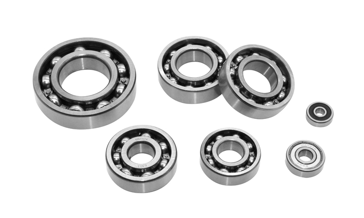 Deep Groove Bearing for Cleaning Equipment